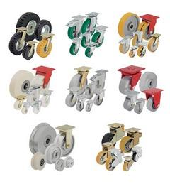 Особенности аппаратных колес