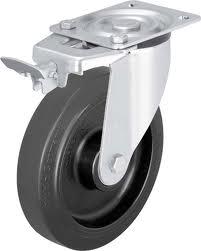 Виды аппаратных колес и роликов, их эксплуатация