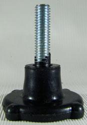 Новая промышленная фурнитура – регулируемые опоры, ручки резьбовые, заглушки для труб